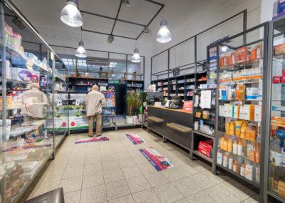 Lékárna Na Kobližné - interiér 1
